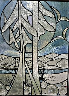 winter stained glass - Google Search