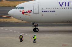 Photography by sunset-winghttp://sunsetwing.com/  Narita International Airport (RJAA/NRT) / 成田国際空港  2月1日で成田、日本から撤退するVirgin Atlantic Airways  私が会うことができた乙女たちを紹介  A340-300 / G-VSUN / Rainbow Lady