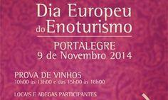 Portalegre: Dia Europeu do Enoturismo