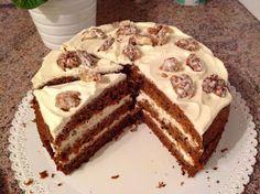 Netušila jsem, kolik lidí v mém okolí nikdy neochutnalo mrkvový dort. Považovala jsem ho tak nějak za samozřejmost. Takže jsem byla docela ... Tiramisu, Baking Recipes, Great Recipes, French Toast, Cheesecake, Birthday Cake, Pie, Cupcakes, Cookies