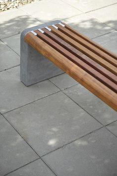 Save those thumbs Concrete Outdoor Furniture, Welded Furniture, Concrete Wood, Iron Furniture, Concrete Design, Street Furniture, Custom Furniture, Garden Furniture, Furniture Design