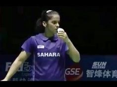 In her sixth appearance in the prestigious tournament, Saina had to draw from her reservoir of experience to stave off the challenge of the athletic Akane.
