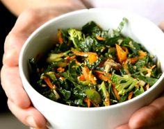 5 Tips on How to Eat for a Healthy Immune System + Immune Booster Salad Recipe