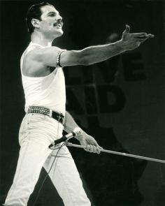 Live Aid 1985 Radio GaGa
