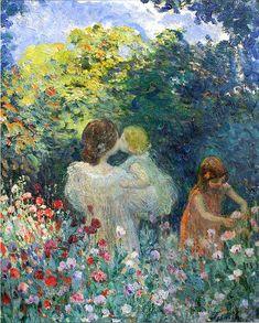 Henri Lebasque - a Post Impressionist 1865-1937