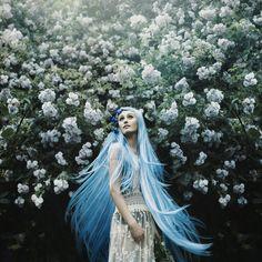 Photographer: Bella Kotak Model: Camille Starr Prestwich #fairytale #fantasy #enchanted