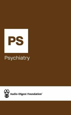 Psychiatry: Complementary and Alternative Medicine (Audio-Digest Foundation Psychiatry Continuing Medical Education (CME).) by Audio Digest, http://www.amazon.com/dp/B008B9WC2G/ref=cm_sw_r_pi_dp_cPZasb1NCNQK3