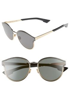 Sometimes, you see a pair of sunnies that you just have to have—these are that pair. These gorgeous, retro wire framed sunglasses by Dior are worth the splurge! These gorgeous frames come in white and black so now you have no excuse not to treat yourself! Retro Sunglasses, Cat Eye Sunglasses, Sunglasses Accessories, Cat Eye Frames, Sunglass Frames, Sunnies, Traveling By Yourself, Dior, Nordstrom