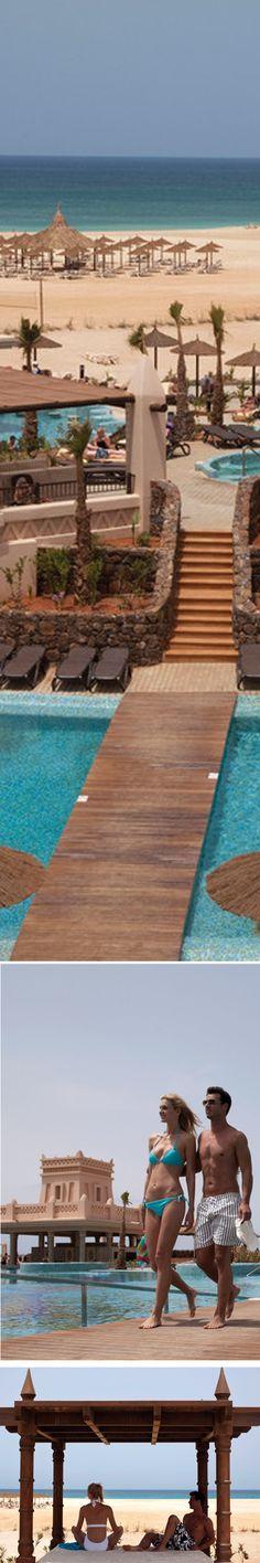 Riu Touareg - Cape Verde - Boa Vista - Hotel  ADULTS ONLY, CLASSIC and FAMILY & KIDS - RIU Hotels & Resorts