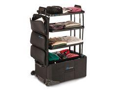 ShelfPack reinventa la forma de empacar tú equipaje http://blogueabanana.com/estilo-de-vida/shelfpack.html