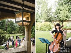 slaughters manor wedding photo