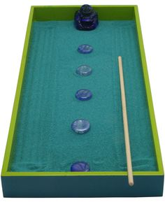 Zen Garden Junior in Blue, Zen Garden for Kids