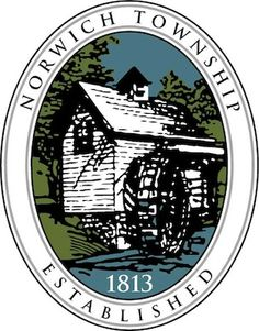 The Norwich Township trustees last week donated $11,000 to the Northwest Franklin County Historical Society to assist in the repair of the bell tower of the church building at the Historical Village at Weaver Park.