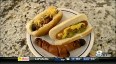 Spiral Cut Hot Dogs Friday, August 7, 2015