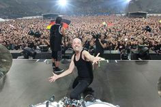 Metallica! Germany 2015! Lars!