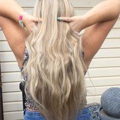 #blondehair #blonde #blondebalayage #blondehighlights #beachblonde #beachlife #longhair #curledhair #wavyhair #hairstyle #hairoftheday #hairofinstagram #dentonhair #dentontx dfwhair #dentonstylist #dentonhairstylist #dfwstylist #dentonsalon #dfwhairstylist Joico Cabigting #blondelife #joicoblondelife #toned Christopher Lipp #colorsync #matrixcolorsync        Trend Trendy Hair Hairstyles Makeup Beauty