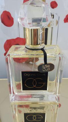 ORGANIC GLAM ROSE OUD EdP Be My Valentine, Perfume Bottles, Organic, Rose, Valentines, Pink, Roses, Perfume Bottle, Pink Roses