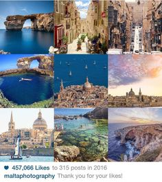 #Happy New Year everyone! These are the top 9 photos of 2016! Double tap your favourite photo and comment below!   Tag your #photos with #MaltaPhotography to get a chance to be #featured on @maltaphotography - http://ift.tt/1fpoK0v  #2016bestnine #2017 #celebrate #azure #window #gozo #valletta #weekend #Light #festive #love #me #colours #island #jj #Malta #Photography #instagramhub #instafamous #photooftheday #picoftheday #lonelyplanet #travel #destination #worlderlust #beautifuldestinations