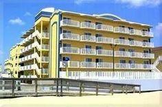 Crystal Beach Hotel In Ocean City Maryland