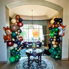 Corporate Event Planner, Corporate Events, The Balloon, Birthday Balloons, Balloon Decorations, Different Patterns, Columns, Arches, Woodland