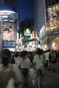 銀座 (Ginza) à 東京都 ©DamienVidal www.damien-vidal.com