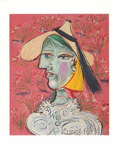 Pablo Picasso - Marie-Therese
