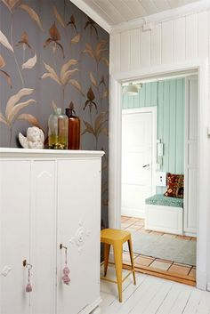 Papier peint Orchid de Cole and Son Wallpaper