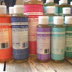Castile Soaps from a Holistic Nurses Perspective