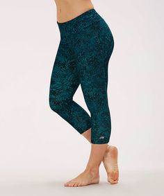 Another great find on #zulily! Ink Blue Slimming Leggings #zulilyfinds