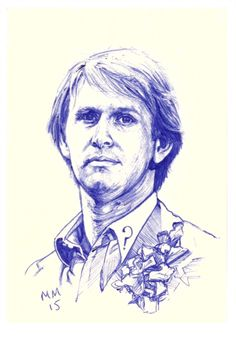 Fifth Doctor, Doctor Who, Peter Davison, Mad Men, Theatre, Classic, Artist, Derby, Doctor Who Baby