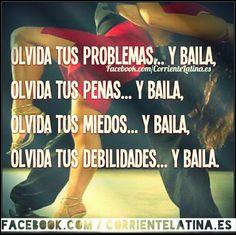 Olvídalo todo y #Baila! #bailando #Dance Síguenos -->https://www.facebook.com/corrientelatina.es