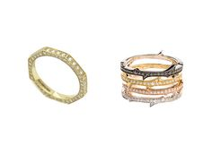 The 15 Best New Wedding Bands for the Consciously Coupled – Vogue - Stephen Webster (=)