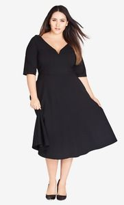 43 Plus Size Wedding Guest Dresses {with Sleeves} - Alexa Webb Wedding Day Dresses, Plus Size Wedding Guest Dresses, Plus Size Party Dresses, Plus Size Dresses, Plus Size Outfits, Plus Size Fashion For Women, Plus Size Women, Girl Sleeves, Dresses With Sleeves