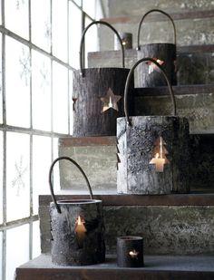 houten lantaarn - House Doctor
