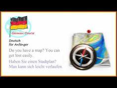 German Course 43 Stadt   Deutsch für Anfänger German Course, Planer, Youtube, City, Youtubers, Youtube Movies