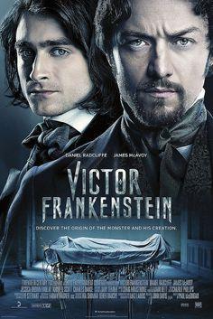 Frankenstein Film, Victor Frankenstein 2015, 2015 Movies, Movies 2019, Hd Movies, Horror Movies, Movies Online, Movies Free, Chick Flicks