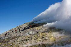 Etna - Bocca Nuova Ph Giuseppe Di Stefano. Etna New Mouth. #etna #sicily #nature