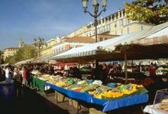 Open-Air Markets in Nice France - Best of Nice