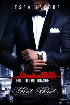 Book Purses and Reviews: Review: Hard Hand (Full Tilt Billionaire #3) Jessa Jacobs