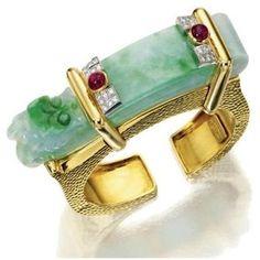 David Webb jewelry sold Sotheby's New York. Magnificent Jewels. 09 Dec 09