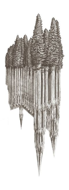 Gothic Revival on white Art Print