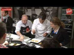 ▶ Paco Roncero #CocinaconYolanda. Show Cooking - YouTube