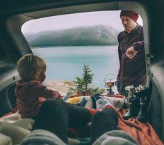 Moraine Lake - Barefoot Blonde by Amber Fillerup Clark