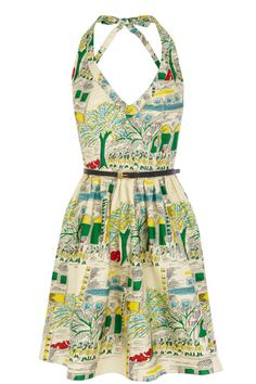 Dress of the Day:  Oasis Sicilian Knight.