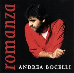 Andrea Bocelli  LOVE this CD