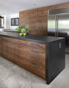 Dekton Kitchen Reveal by Daniel Germani Home Decor Kitchen, Kitchen Furniture, Kitchen Interior, Home Kitchens, Furniture Design, Furniture Nyc, Furniture Movers, Furniture Stores, Cheap Furniture