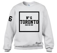 Scent of 6ix Crewneck Sweater Sweatshirt by 6ixset (Chanel No. 5 528637bad