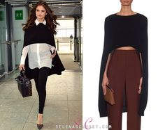Barrie Glamour Poncho