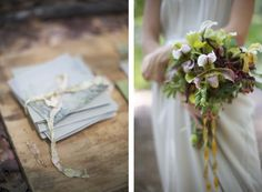 Fall Forest Wedding