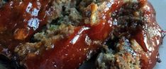 Lea And Perrins Meatloaf Recipe - Genius Kitchen Ground Beef Rice, Beef And Rice, Beef Ham, Chicken Sausage, Old Fashioned Meatloaf, Chicken Marinades, Meatloaf Recipes, Budget Meals, Turkey Recipes